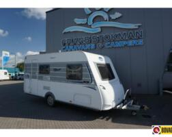 Caravelair Antares Luxe 426 met stapelbed! 6 persoons
