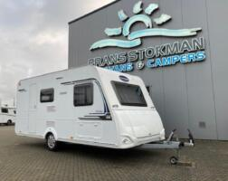 Caravelair Antares Family 466 Stapel bed, Treinzit