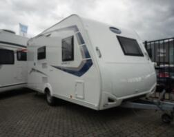 Caravelair Antares Style 420 ex-verhuur! incl tent