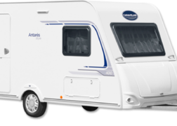 Caravelair Antares Style serie 2018