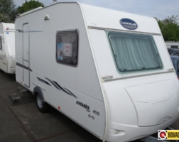 Caravelair Antares Luxe 400 s Sporting