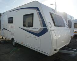 Caravelair Antares 486 all in! 2019