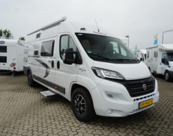 Chausson Twist 697 V trekhaak, schotel, tv