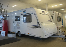 Caravelair Antares Style serie