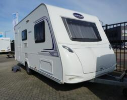 Caravelair Antares 466 Stapelbed